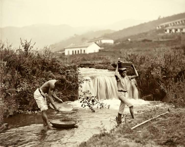 Escravidão Fotografias002 10 raras fotografias de escravos brasileiros feitas 150 anos atrás