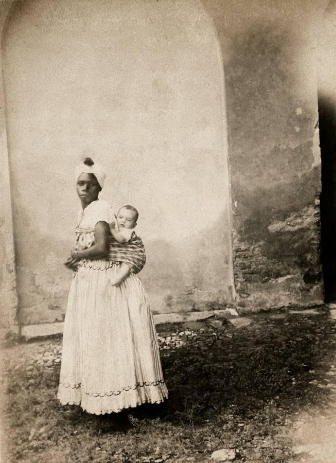 Escravidão Fotografias004 10 raras fotografias de escravos brasileiros feitas 150 anos atrás