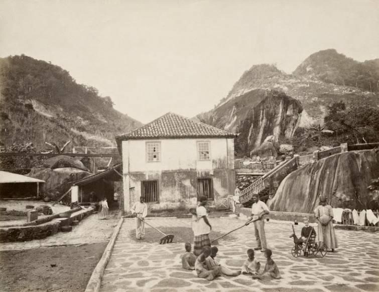 Escravidão Fotografias005 10 raras fotografias de escravos brasileiros feitas 150 anos atrás