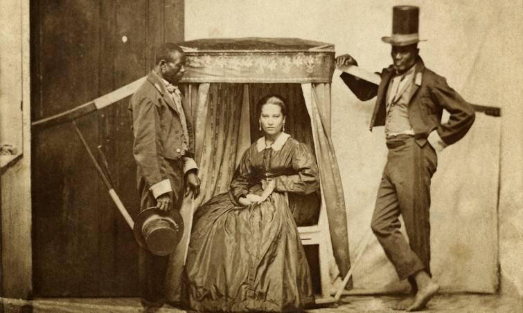 Escravidão Fotografias010 10 raras fotografias de escravos brasileiros feitas 150 anos atrás