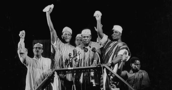 Ghana torna-se nesse ano, na primeira colónia na África Sub-Sahariana a ganhar a independência.