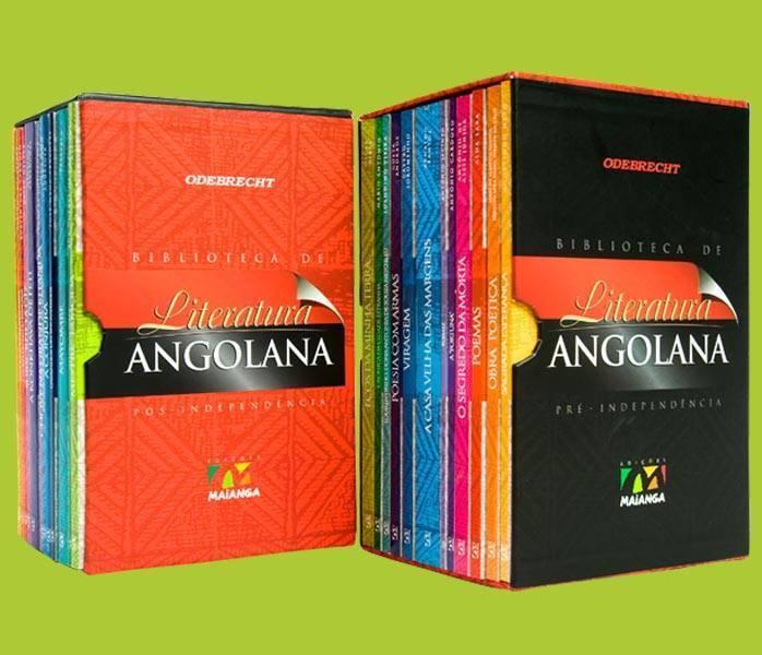 Literatura Angolana- Literatura e Poder Politico