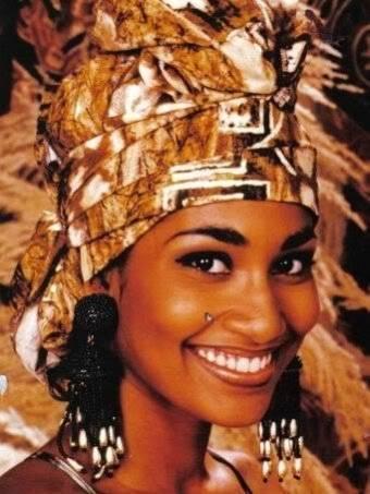 Mulher Jamaicana