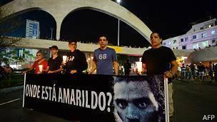 Amarildo de Souza morreu após ser torturado por policiais
