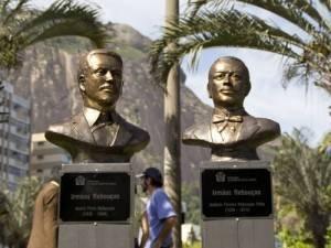 Secretaria de Conservação presta homenagem aos irmãos Rebouças