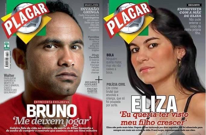 A capa da Placar com Bruno faz parte da normalidade do feminicídio no Brasil - Por: Fabiana Moraes