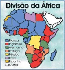 divisao da africa