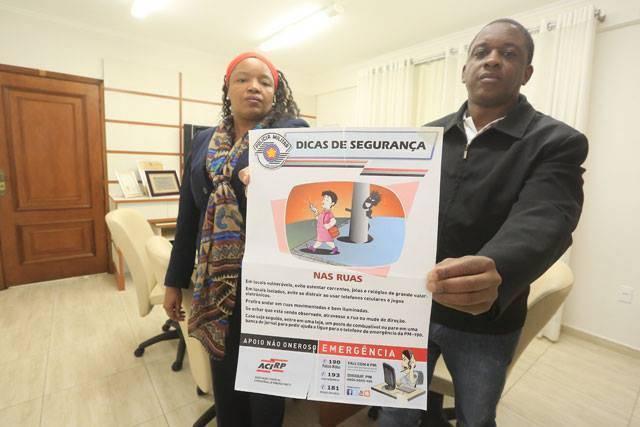 Campanha de segurança da Polícia Militar revolta entidades raciais em Ribeirão Preto