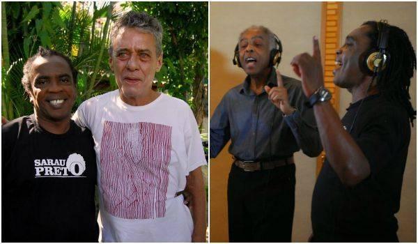 Chico Buarque, Gilberto Gil