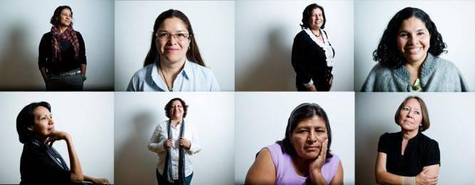 Mulheres que fazem seus países avançarem