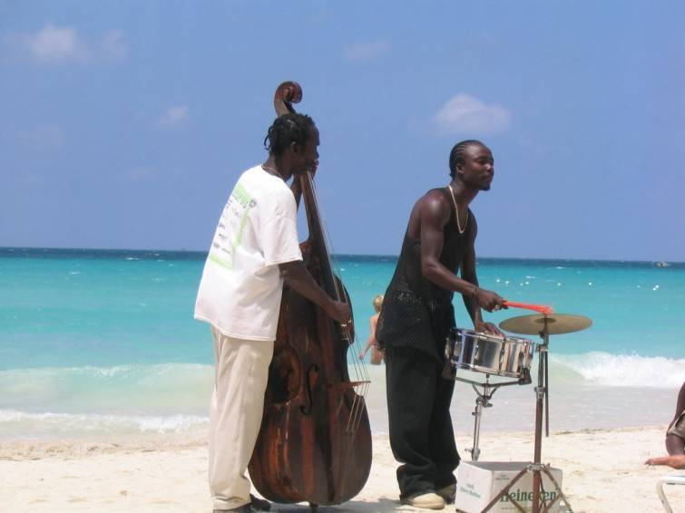 musicos jamaicanos
