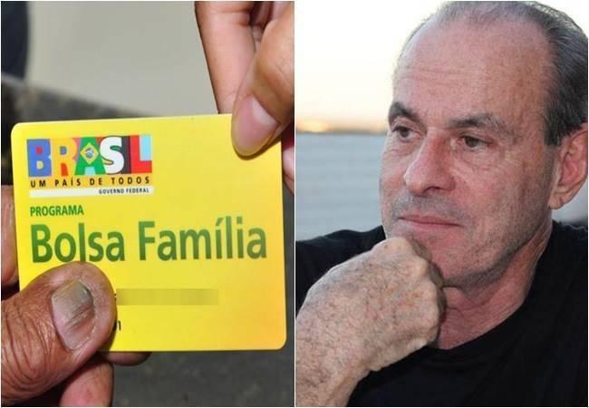 Explicando o Bolsa Família para Ney Matogrosso