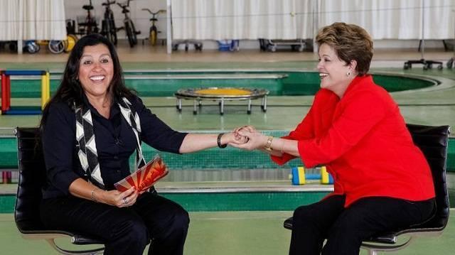 Dilma Rousseff fala sobre racismo e violência contra a mulher em entrevista para Regina Casé