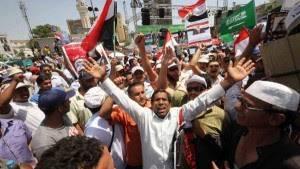 Protestos no Egito – Foto: ONU