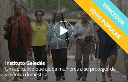 Geledés Instituto da Mulher Negra - Desafio de Impacto Social Google | Brasil #PorUmBrasilMelhor