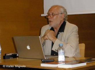 Só descolonização da subjetividade trará mudança à América Latina, diz Walter Mignolo