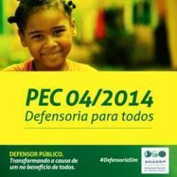 Defensoria para todos será promulgada hoje, às 12 horas, no Congresso Nacional