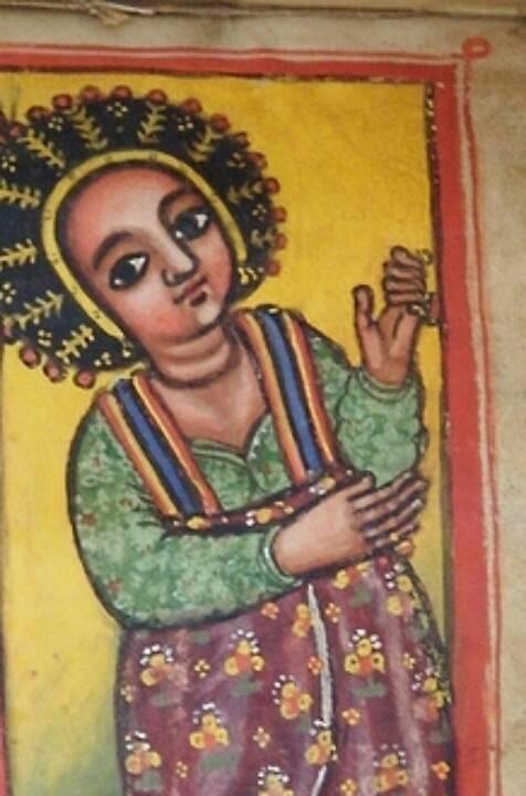 """Mentewab (ca. 1706-1727 June 1773), foi Imperatriz da Etiópia, consorte do imperador Bakaffa, mãe de Iyasu II e avó de Iyoas I. Ela também era conhecida oficialmente por seu nome de batismo de Welete Giyorgis (""""filha de São Jorge """"). Mentewab foi uma importante figura política durante o reinado de seu filho, o Imperador Iyasu e neto Iyoas. Imperatriz Mentewab também era conhecido pelo título honorífico de Berhan Mogasa ou """"Glorifier de Luz"""". Este foi para elogiar o título honorífico de seu filho Iyasu II, que era Berhan Seged ou """"aquele a quem o Arcos de Luz""""."""