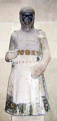 Saint Maurice O soldado Africano que apoiou os cristãos suíços e tiveram seus homens dizimados.