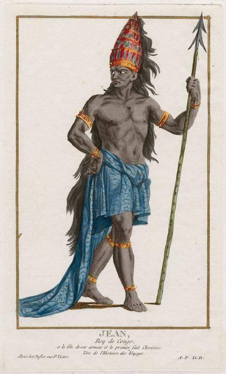 Rei  Joao do Kongo