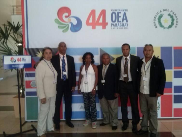 Declaracion de Asuncion Paraguay Foro Interamericano Afrodescendiente