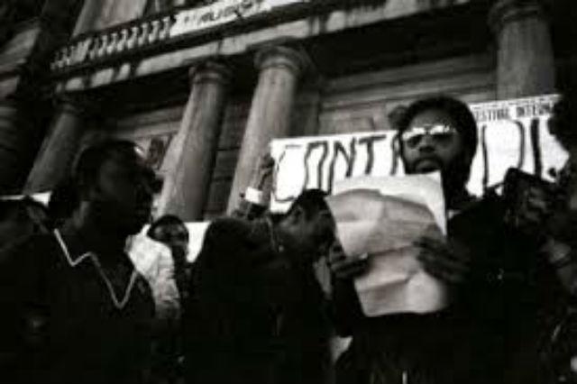 Processo de adesão: Os 36 anos de Movimento Negro Unificado – MNU