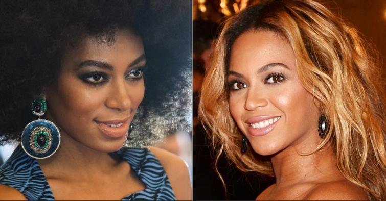 Duelo da beleza: conheças os estilos opostos de Beyoncé e Solange Knowles