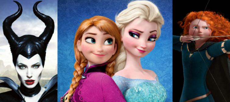 Malévola, Frozen e Valente: o amor entre mulheres começa a despontar