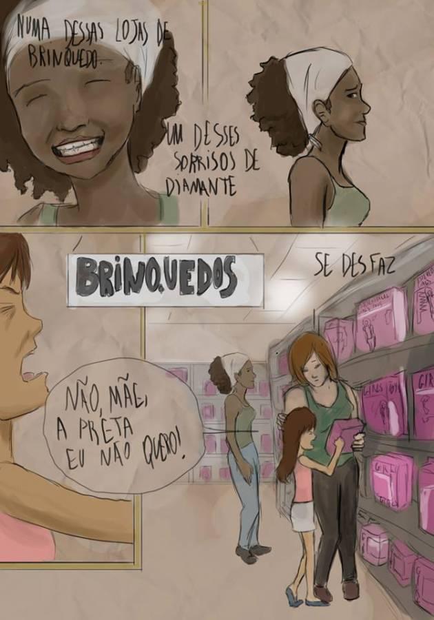 Boneca Preta - Por: Vanessa Pereira
