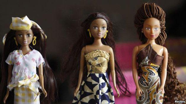 Taofik Okoya cria bonecas negras para combater preconceito e vende mais que Barbie