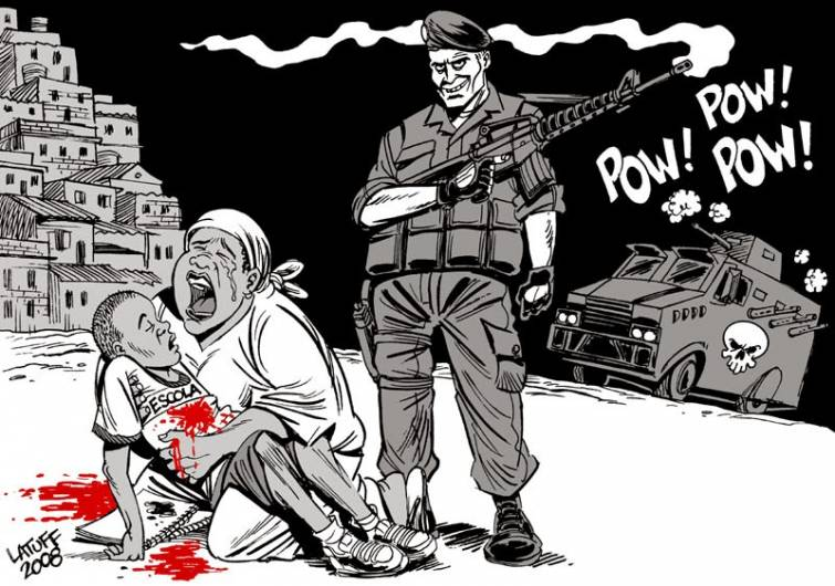 O Fantasma do Estado: Genocídio e Necropolítica