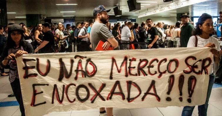 Mulheres terão vagão exclusivo em trens e no metrô de São Paulo
