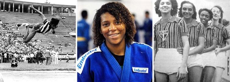 As mulheres negras no esporte brasileiro