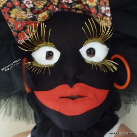 Nega maluca: black face é racismo!