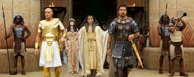 Filme dirigido por Ridley Scott está sendo criticado por trazer personagens africanos sendo interpretados por atores brancos. Joel Edgerton, que dá vida ao faraó Ramsés, diz entender os argumentos.