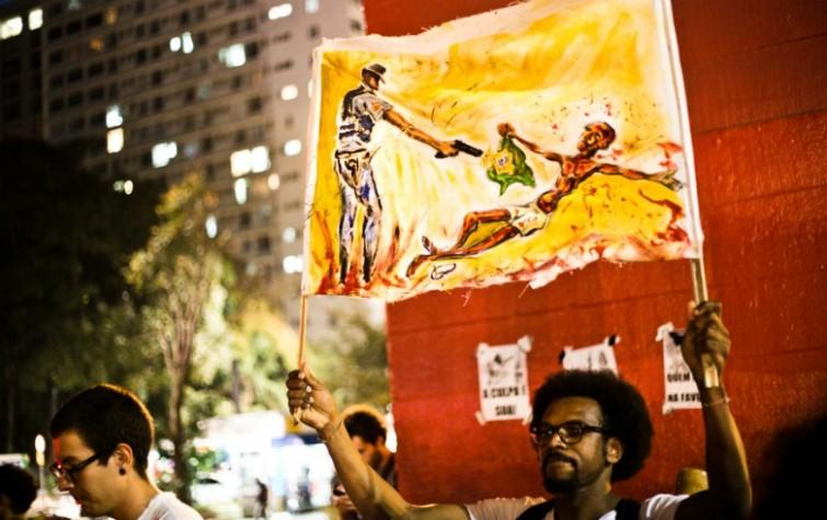 Movimento negro mostra força em marchas contra violência policial