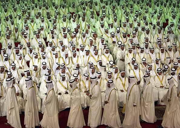 Homens da Arábia Saudita estão proibidos de se casar com mulheres de 4 países