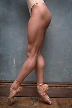 O desafio de ser uma bailarina negra em uma única foto