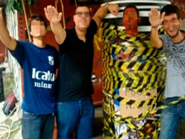 Aluno envolvido em trote com saudação nazista é expulso da UFMG