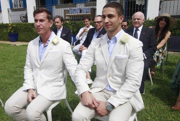 Brasileiro se casa com príncipe da Itália e entra para a realeza