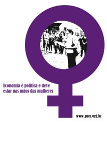 Seminário reúne mulheres para discutir economia e política no Rio de Janeiro