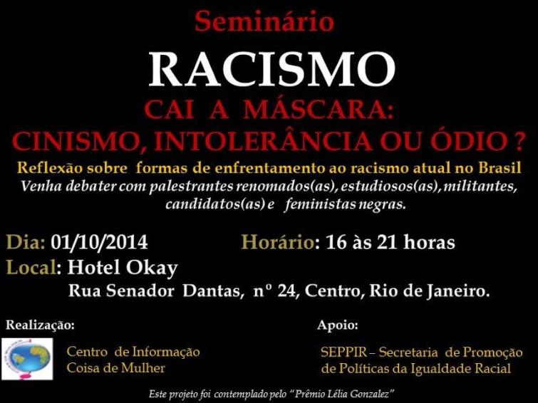Seminário regional discute ensino da história e cultura afro-brasileira nas escolas