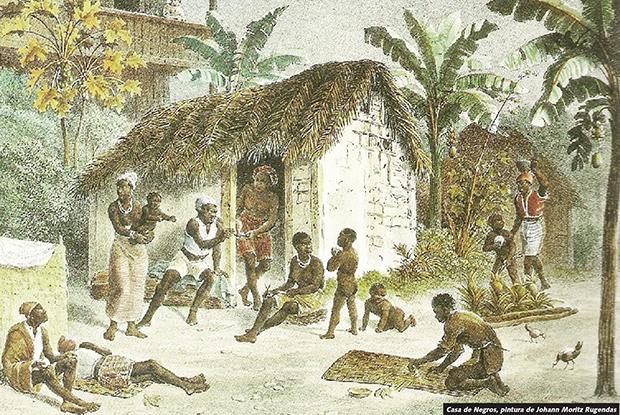 Cultural 2049 71 As resistências dos Quilombos no Brasil