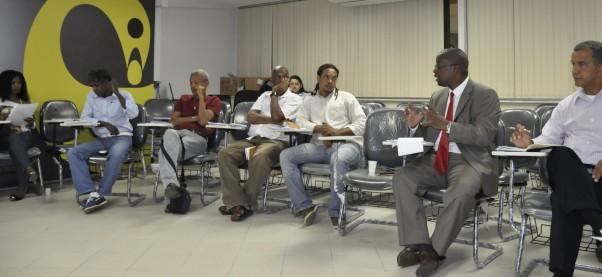 Movimento Negro se reúne em defesa das cotas em concursos públicos