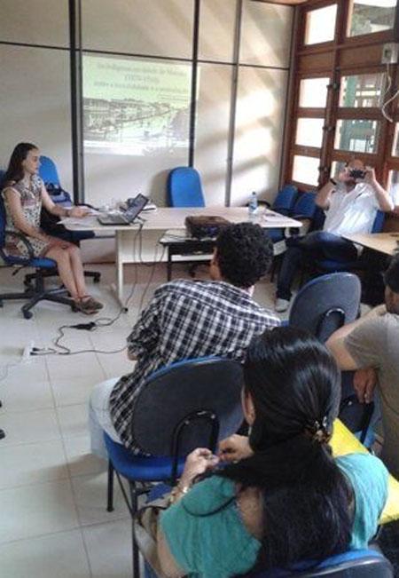 As cotas para alunos indígenas da pós-graduação existe nos cursos de Sociedade e Cultura na Amazônia, Antropologia Social e História | Foto: Ufam