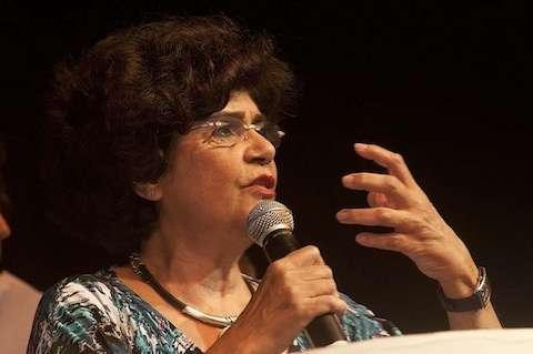 Marilena Chauí se diz estarrecida e propõe estudo de caso sobre reeleição de Alckmin