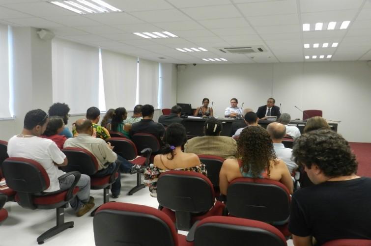 Audiência aborda a igualdade e o combate ao racismo