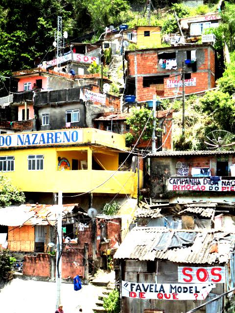 UPPs, especulação imobiliária e desigualdade