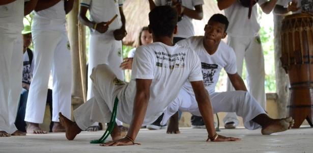 Roda de capoeira torna-se Patrimônio Cultural Imaterial da Humanidade