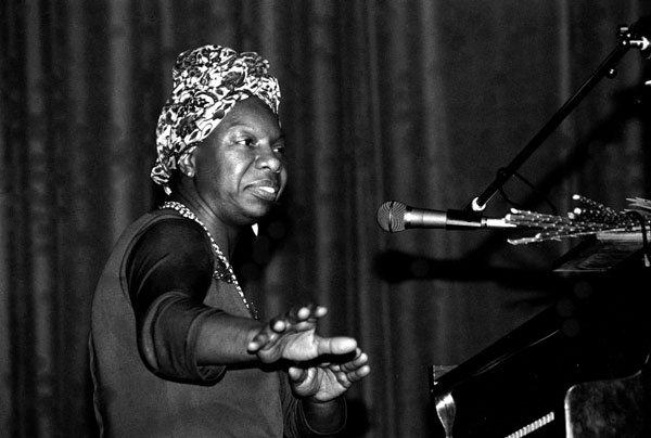 Nina Simone: uma cantora da verdade